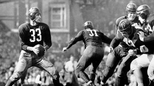 Washington Redskins vs Chicabo Bears em 1942
